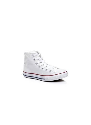 Converse Unisex Çocuk  Sneakers 3J256C.102 Beyaz